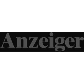 Logo grau / Anzeiger
