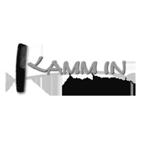 Logo grau / Kamm in by Jasmin
