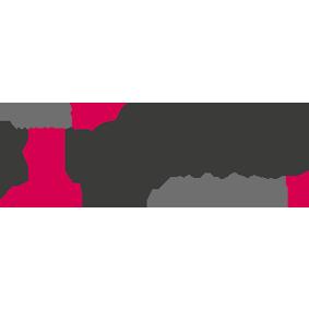 Logo farbe / Lektorat Komma her Katy Siems