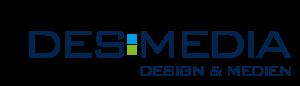 Logo Desmedia - Design und Medien