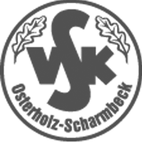Logo grau / VSK Osterholz-Scharmbeck