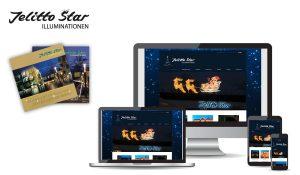 Referenzen Jelitto Star / Website, Karten